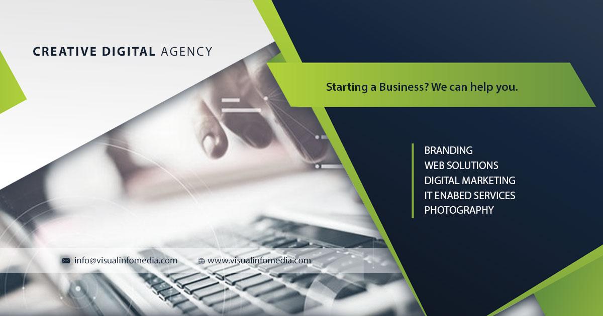 Branding, Logo Design, Web Design Company, Coimbatore, India
